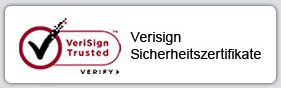 VeriSign Sicherheitszertifikate